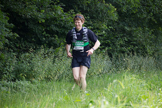 John Bateson, North Downs Way – 100 miles in 1 day