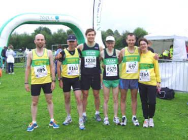 Milton Keynes Half Marathon, 8 July