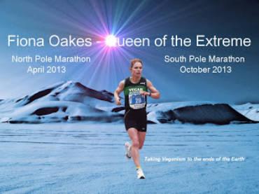 Fiona's Double Pole Marathon Challenge