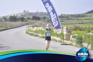 Malta Marathon 2013, or, In Which Nik W is Revenged