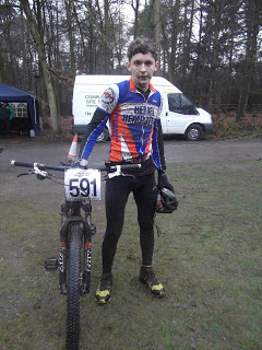 Black Park Mountain Bike Races – the BEFORE and AFTER pics!