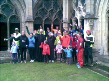 The St Alphege Run.-24 February 2013- Keith Gilbert