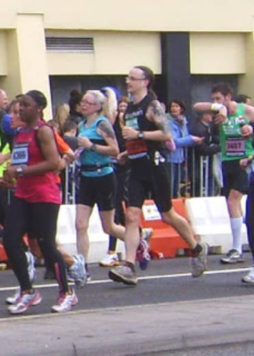 Weather warms up for Brighton Marathon, 14 April