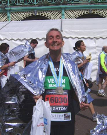 Brighton Marathon Report – Kevin Harris