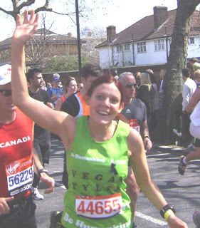 London Marathon Outcome, 21 April 2013