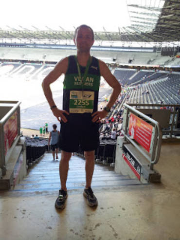 MK Marathon – photos and report from Darren