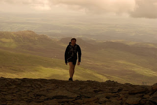 Tough Time in Wales – John Bateson in the Vegan Welsh 3000s, 30miles or so, 15 June 2013