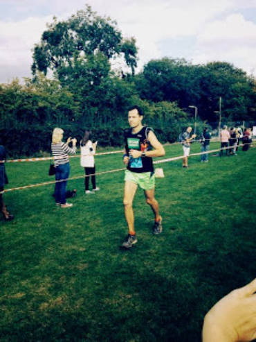 Clarendon Way Trail Marathon, 6 October