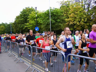 Tonbridge Half Marathon, 22 Sept