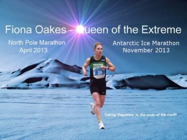 Fiona Oakes Runs The World