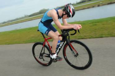 Dorney Duathlon April 2014