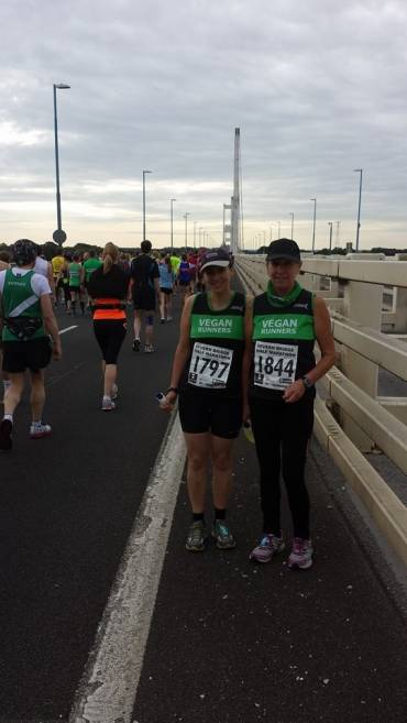 Severn Bridge Half and a Taster Tri
