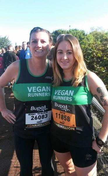 Great North Run 2014