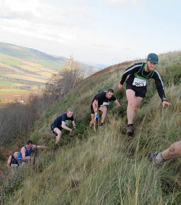 Knockfarrel Hill Race