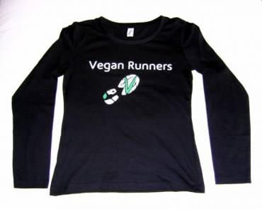 New Vegan Runners T-Shirts