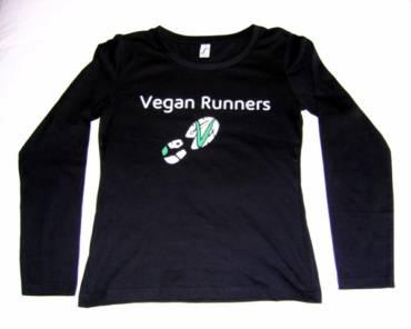 New Vegan Runners T-Shirts