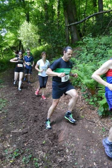 Judith Oakley Hits the Trails