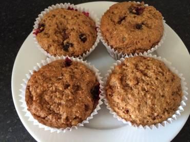 Blueberry Lassy Muffins