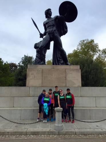 London Hyde Park Meet-up