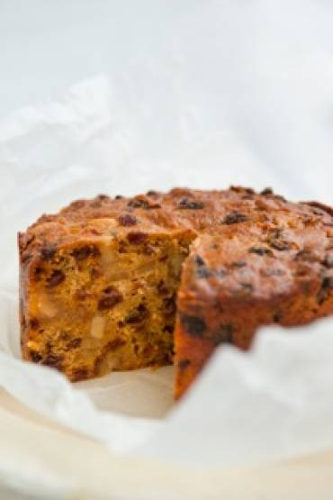 Squidgy Fruit Cake