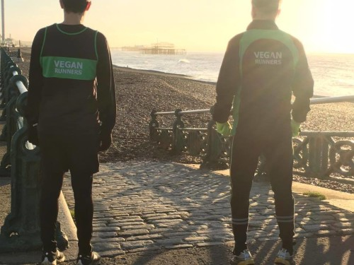 Brighton Vegan Runners Christmas Meet Up