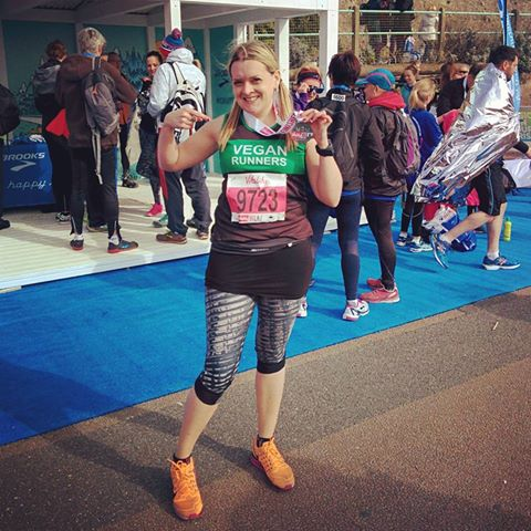 Brighton Half Marathon and Brighton VegFest