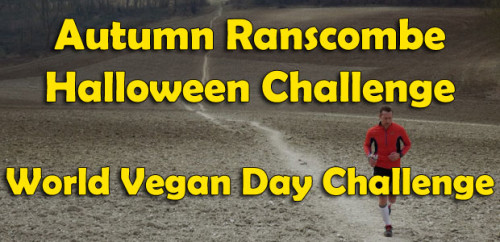 World Vegan Day Challenge 1st November 2016