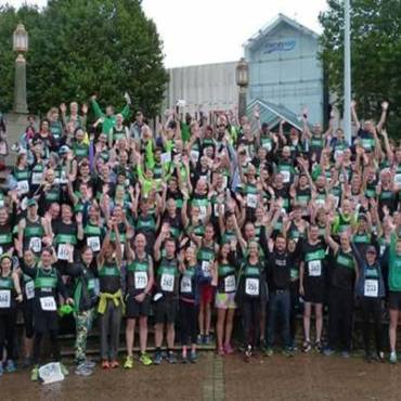 Vegan Runners Big Stockport 10k Takeover