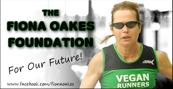 Fiona Oakes to run at Stockport 10k plus our 2 nominated charities
