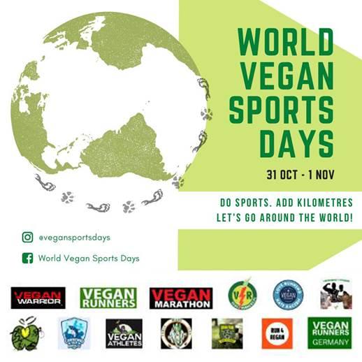 World Vegan Sports Day